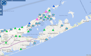 PSEG Outage Map 6 a.m. Wednesday