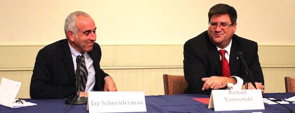 Jay Schneiderman Richard Yastrzemski