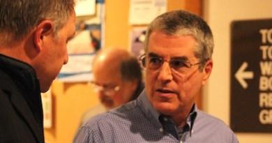 Joe Petrocelli and Larry Simms