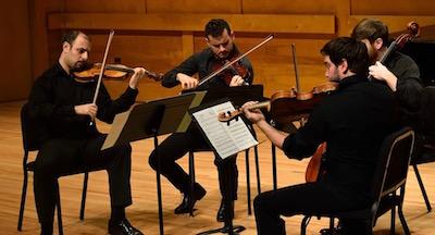 The Arcanum String Quartet