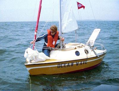 OceanWave3 | Bas Jan Ader