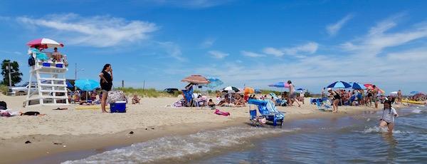 New Suffolk Beach