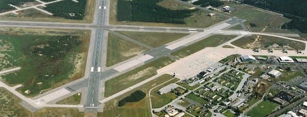 Gabreski Airport in 1996