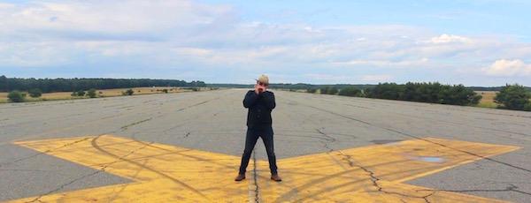 Photo still from footage shot by Jody Gambino.