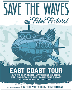Save the Waves Film Festival