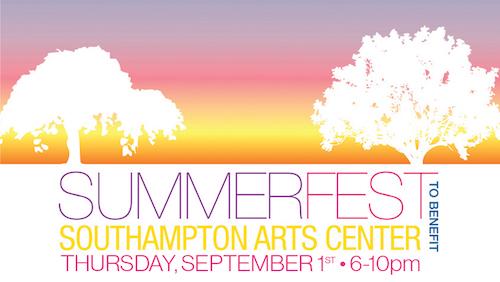 Southampton Arts Center's Summerfest