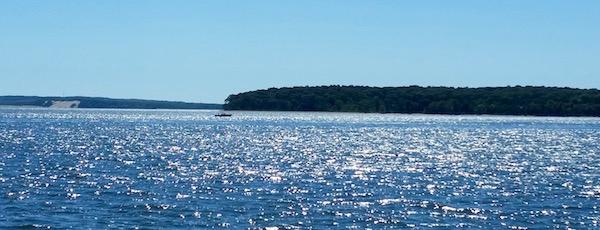 Robins Island, Tuesday morning