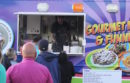 The Flanders, Riverside & Northampton Community Association hosted a wildly successful food truck festival all weekend.