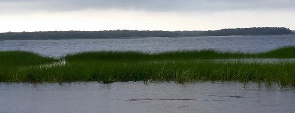 Gathering Storm, Flanders Bay