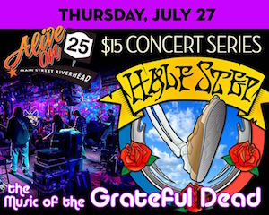 Half Step: The Music of the Grateful Dead at The Suffolk Theater