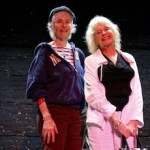 "Susan Dingle and Maggie Bloomfield's play, ""Breakout,"" will be featured in the first East End Fringe Festival"
