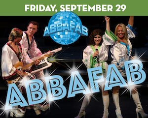 ABBAFab plays The Suffolk Theater