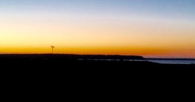 Downs Creek Sunrise, Cutchogue