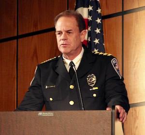 Southampton Police Chief Steven Skrynecki