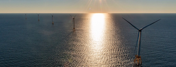 Deepwater Wind's Block Island wind farm | courtesy Deepwater Wind