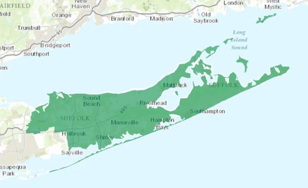 New York's First Congressional District