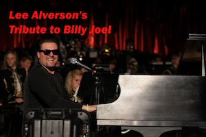 The Piano Man: Lee Alverson & Band at Bay Street Theatre