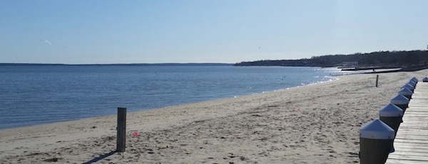 Empty Beach, Mattituck