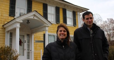 Tracy McCarthy and Stephen Searl are now in charge of steering Sylvester Manor into the 21st Century
