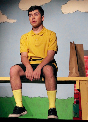 Jason Rios as Charlie Brown