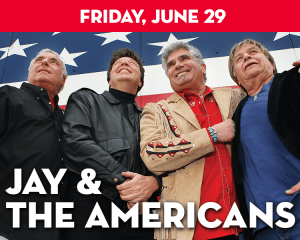 Jay & The Americans play The Suffolk Theater