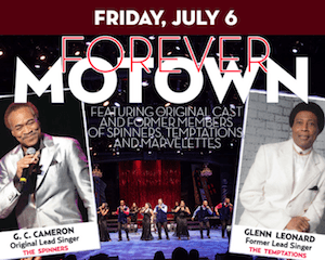 Forever Motown at The Suffolk Theater