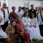 "The cast of Northeast Stage's production of ""Much Ado About Nothing."""