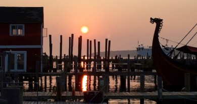 Greenport, Friday morning