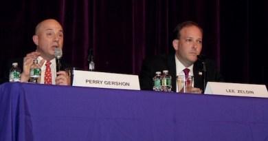 Perry Gershon and Lee Zeldin