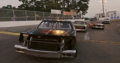 """A scene from """"The Last Race,"""" about the Riverhead Raceway, to be shown on Monday, Dec. 3"""