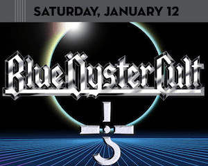 Blue Oyster Cult performs at The Suffolk Theater
