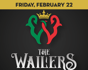 The Wailers perform at The Suffolk Theater