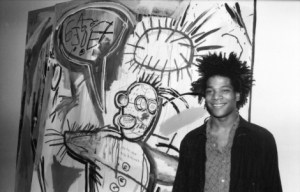 """Film & Talk: """"American Masters—Basquiat: Rage to Riches"""" at Parrish Art Museum"""