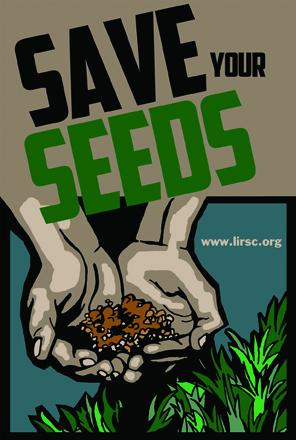 Long Island Seed Consortium Seed Swap at the Long Island Buddhist Meditation Center