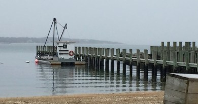 Wednesday afternoon, New Suffolk