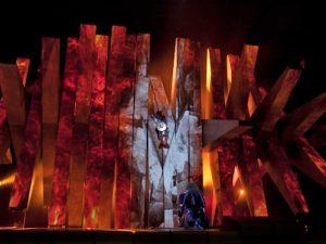 """The Met Live in HD: Wagner's """"Die Walküre"""" at Guild Hall"""