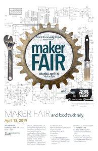 Maker Fair at Peconic Community School