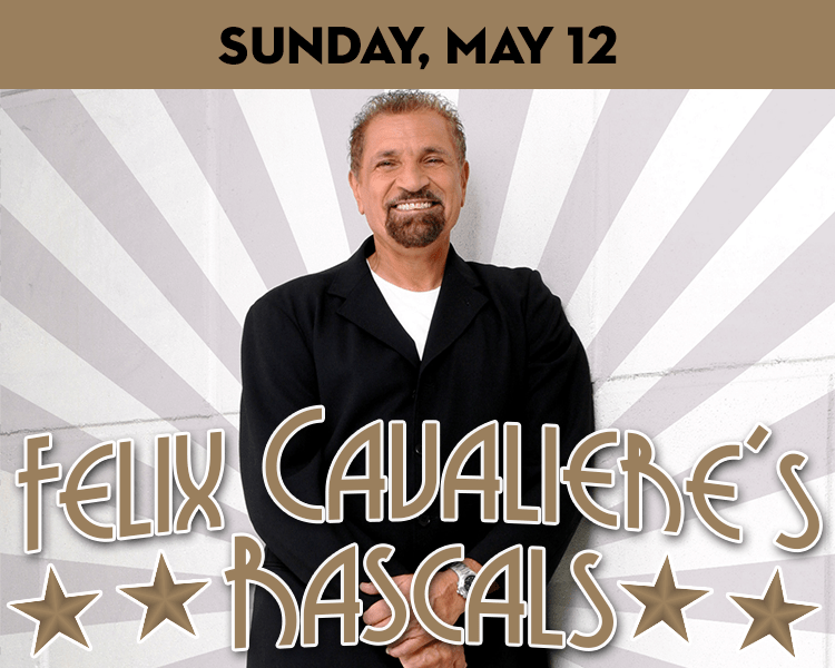 Felix Caviliere's Rascals perform at The Suffolk Theater