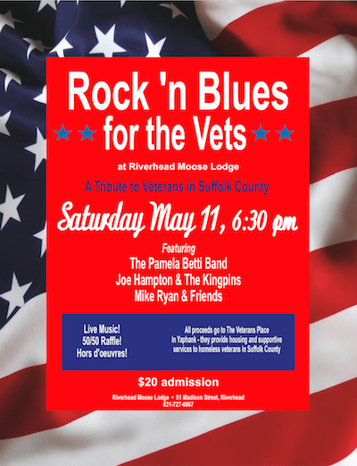 Rock 'n Blues for the Vets