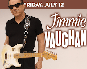 Jimmie Vaughan performs at The Suffolk Theater