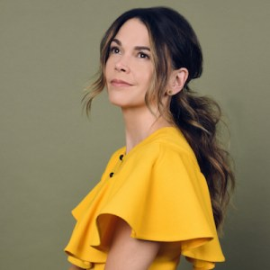 Sutton Foster performs at the Westhampton Beach PAC