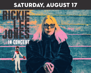Ricki Lee Jones performs at The Suffolk Theater