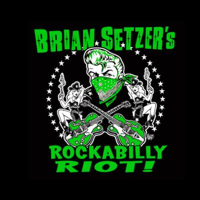 Brian Setzer's Rockabilly Riot at Westhampton Beach PAC