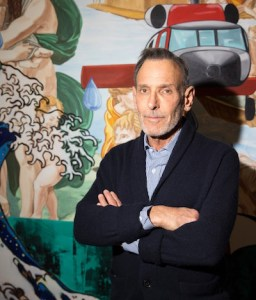 Gallery Talk with Artist David Salle at the Parrish Art Museum