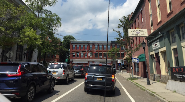 Just because downtown Riverhead is full of cars doesn't mean it can't be a Climate Smart Community.