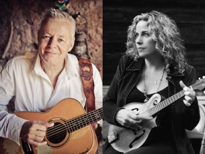 GE Smith Portraits: Tommy Emmanuel and Amy Helm at Guild Hall