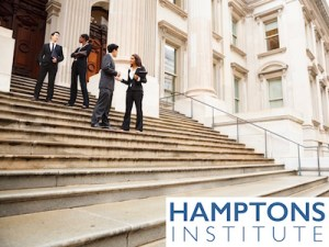 Hamptons Institute: The Future of Leadership at Guild Hall