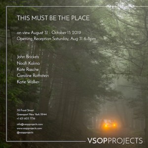 """Opening Reception for """"This Must Be the Place"""" at VSOP Gallery"""