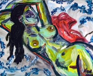 Lianne Alcon - The Surrender 24x20