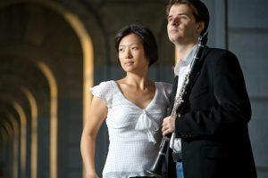 Clarinetist Maksim Shtrykov and Pianist Misuzu Tanaka
